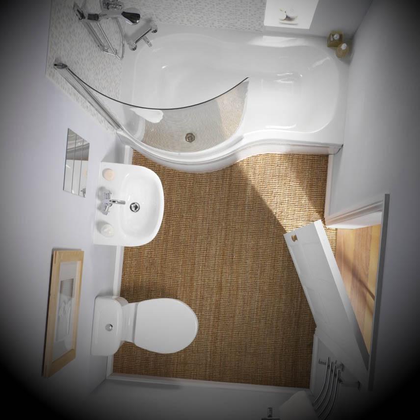 Banheiros Pequenos para Apartamentos