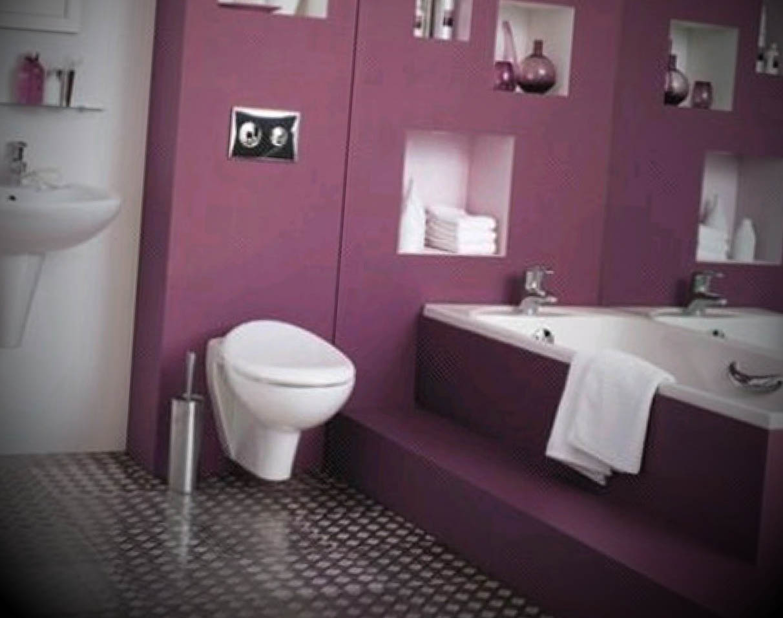 Banheiros Pequenos em Rosa