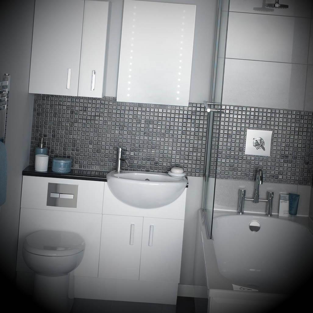 Decorado Banheiros Pequenos