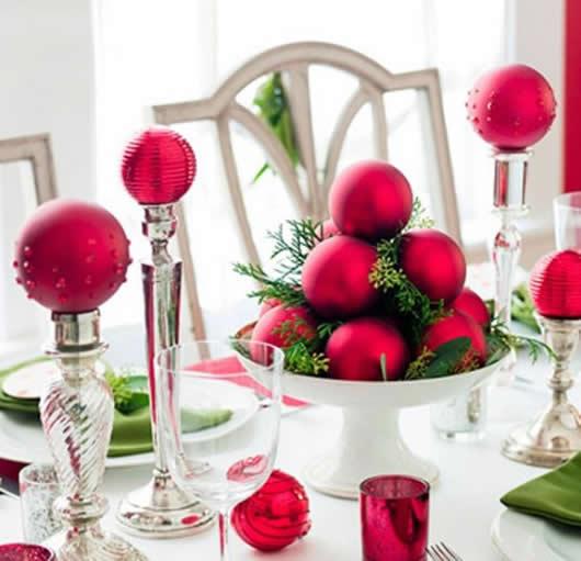 5.centro de mesa decoracao de natal