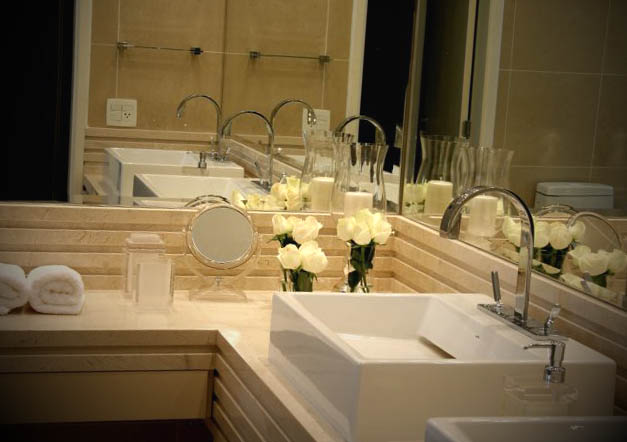 Bancadas para Banheiros