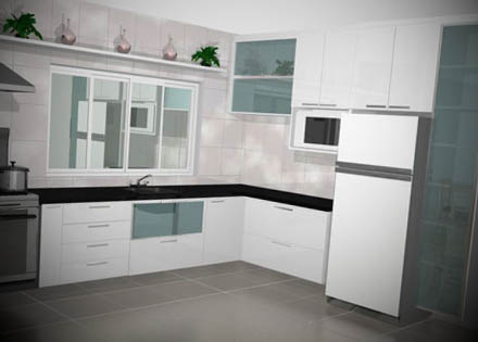 COZINHAS PLANEJADAS apartamentos