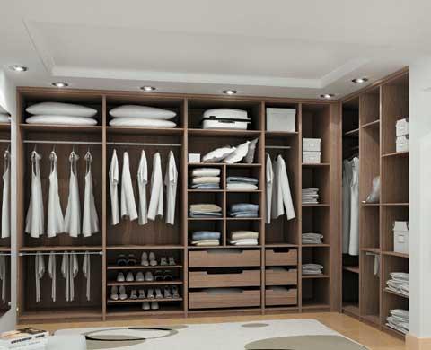 Guarda roupa planejado fotos e modelos for Reciclado de placares