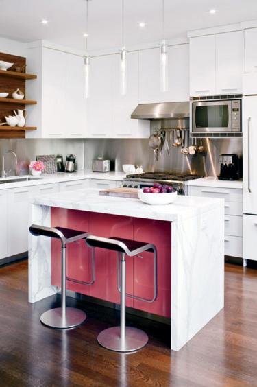 Cozinha Cor de Rosa Dicas Ideias 6
