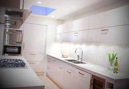 Cozinha planejada para apartamento pequeno1