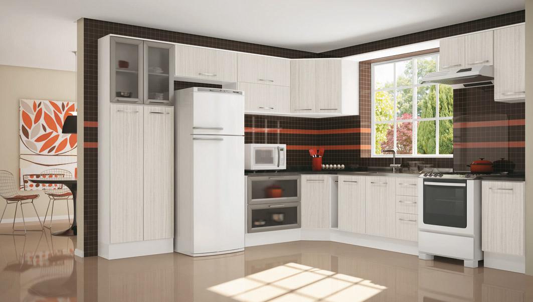Cozinhas moduladas modelo