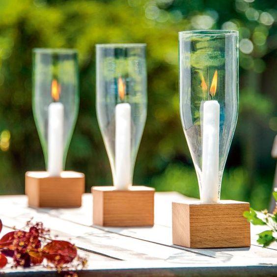 DIY Artesanato Garrafas Vinho 12