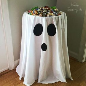 DIY Decoração Halloween