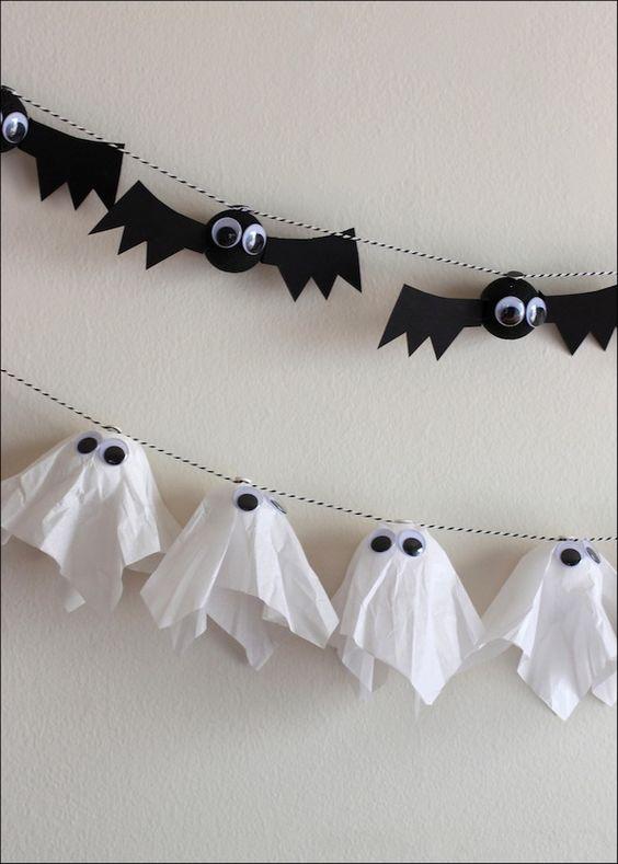DIY Decoração Halloween 11