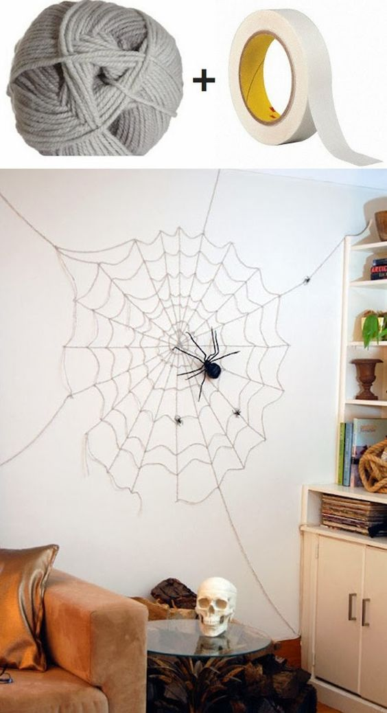 DIY Decoração Halloween 2