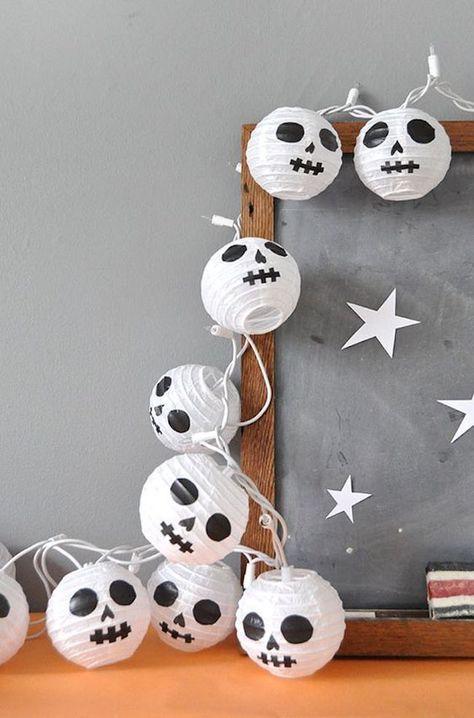DIY Decoração Halloween 5
