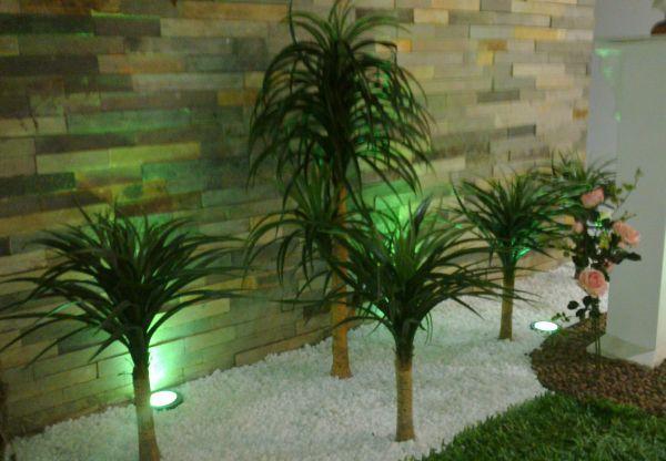 Decoração de Jardim Artificial