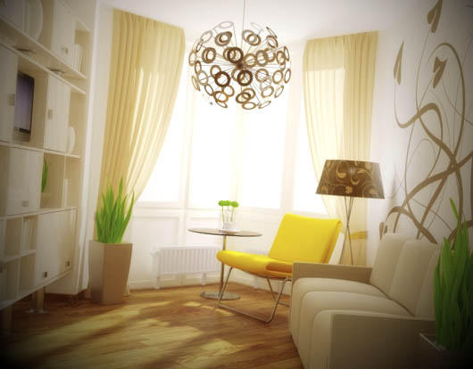 Decorar interiores de casas modernas Interiores de casas modernas 2015