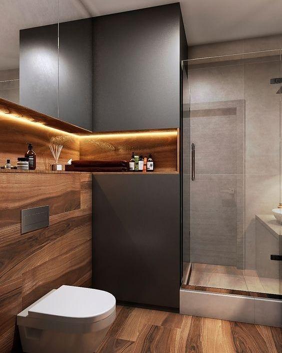 Dicas decorar banheiro moderno