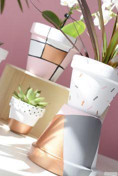 Ideias Pintar Vaso Barro 15