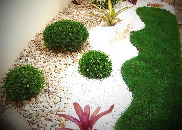Jardins Pequenos Como Fazer e Decorar