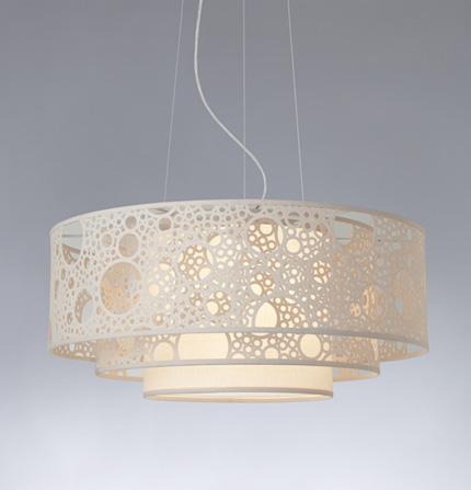 Lustres e luminárias para decoração