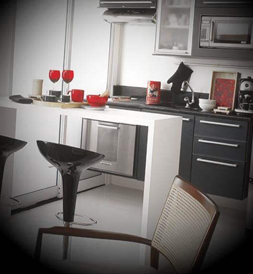 Moveis planejados para cozinhas pequenas1