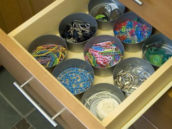 Reciclagem latas atum sardinha 6