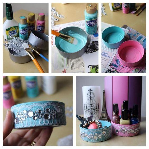 Reciclagem latas atum sardinha 9