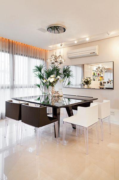 Vasos decorativo Mesa Jantar 10