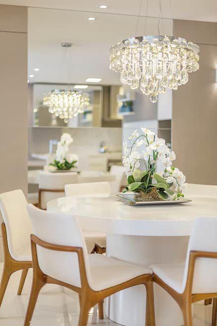 Vasos decorativo Mesa Jantar 8