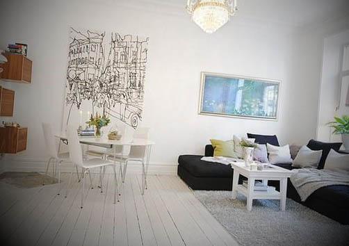 apartamento decoracao simples