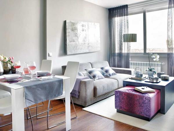 apartamento pequeno decoracao minimalista