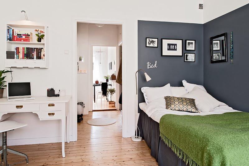 apartamento pequenos quartos
