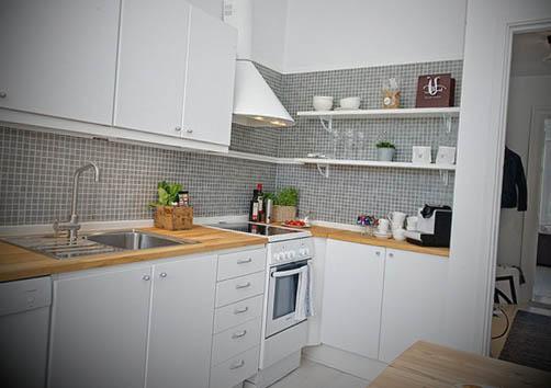 apartamento simples decorado
