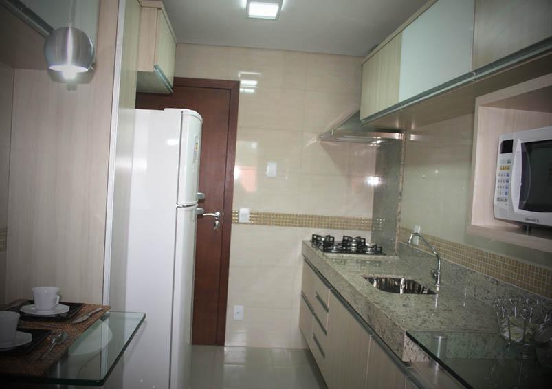 apartamentos pequenos projetos de cozinhas