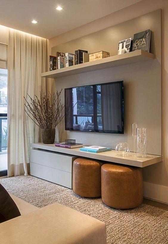 apartamentos simples decorados 3