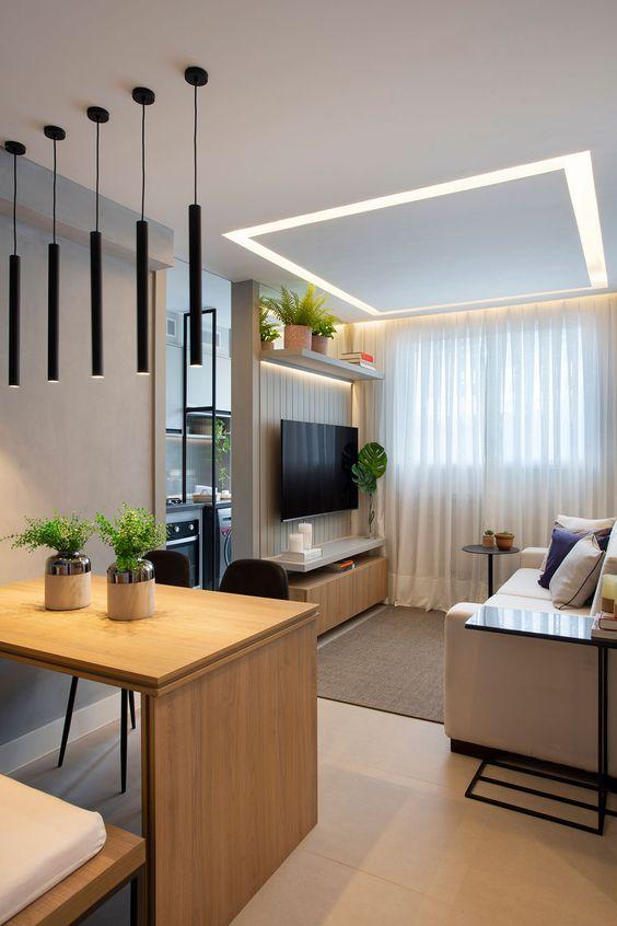 apartamentos simples decorados 6