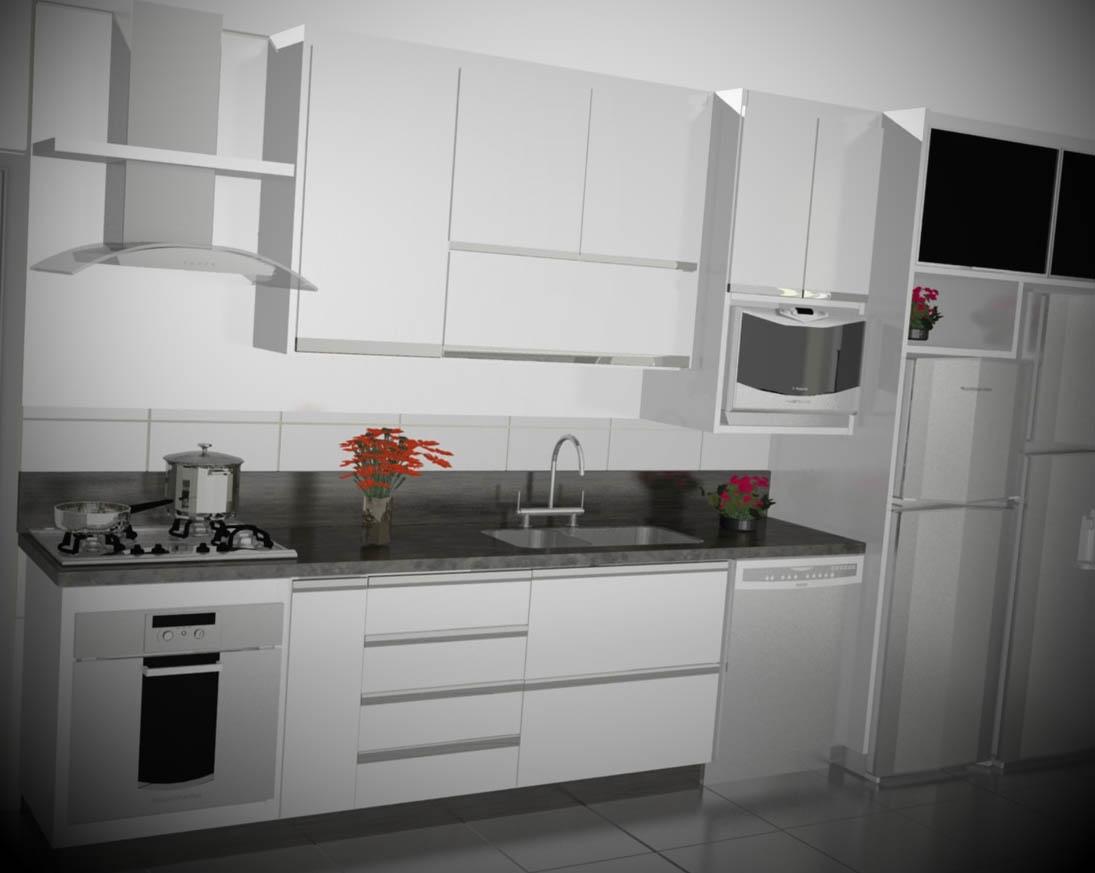 aramarios cozinhas planejadas pequenas