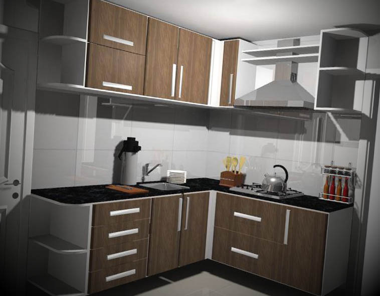 armario de cozinha planejado foto