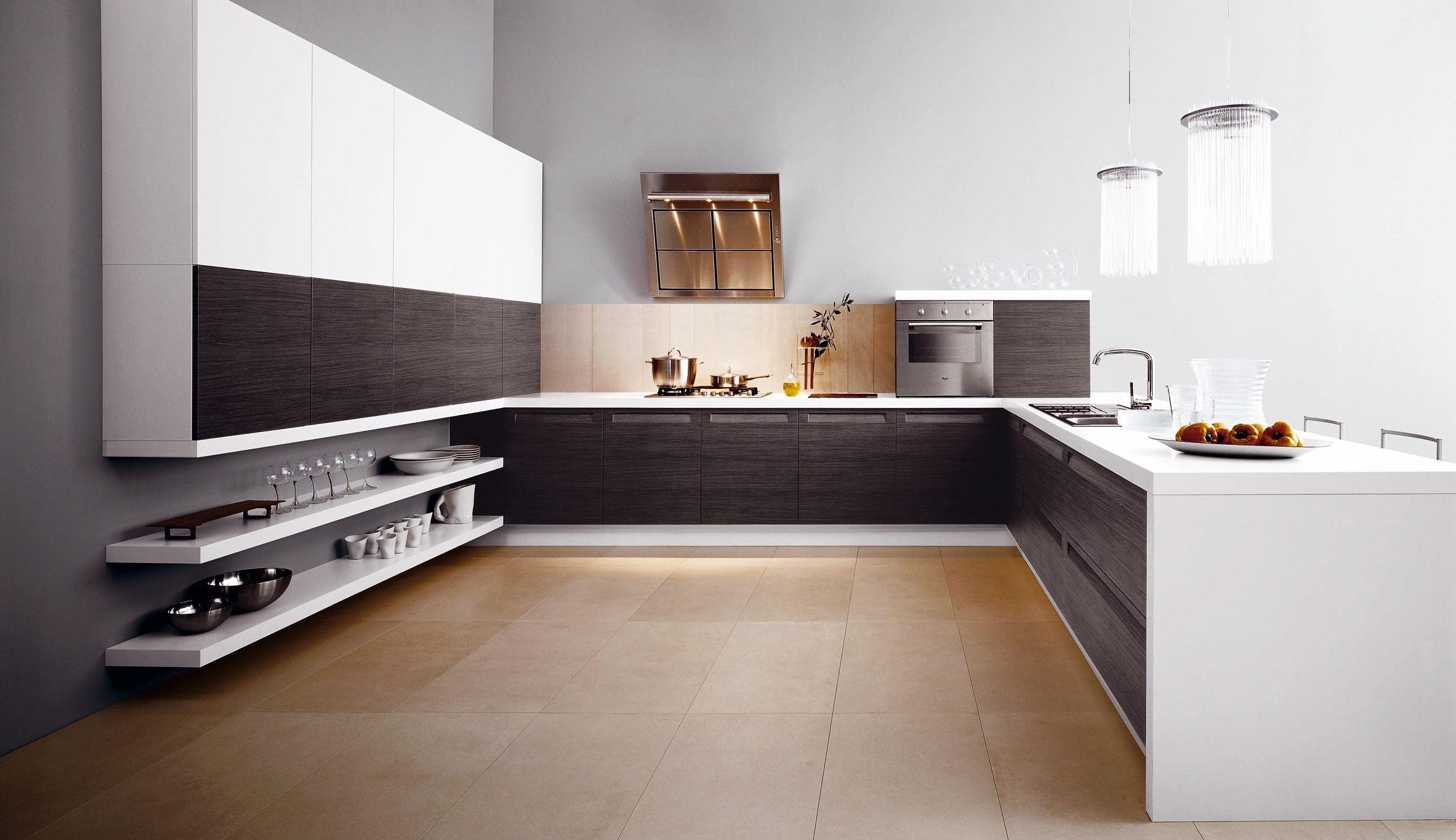 armarios de cozinha de luxo