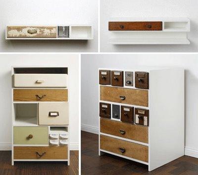 armarios reciclados