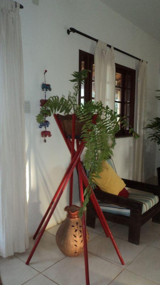 artesanato cabo vassoura