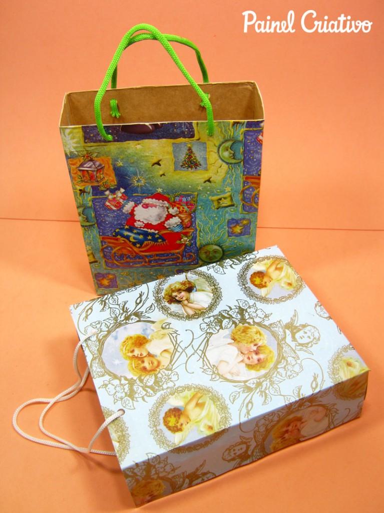 artesanato caixas cereais 8