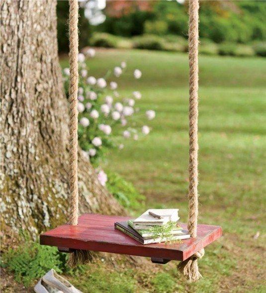 artesanato com cordas para o seu patio
