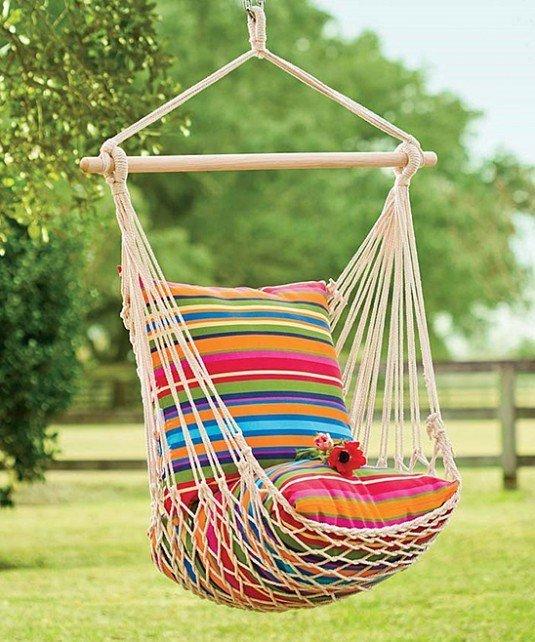artesanato com cordas patio 1