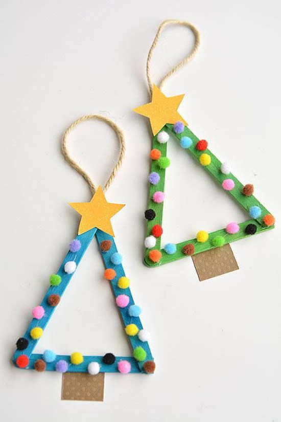 artesanatos de natal criancas