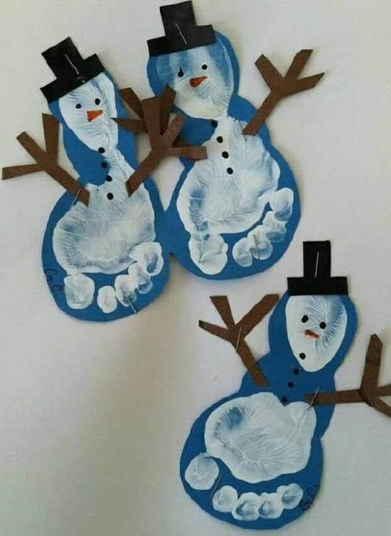 artesanatos de natal criancas 1