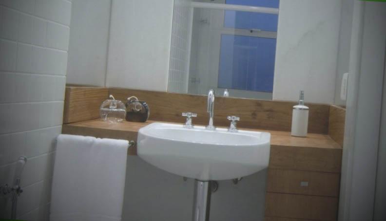 bancada banheiro granito