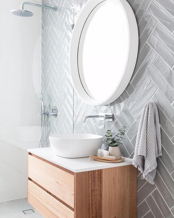 banheiro cinza madeira 2