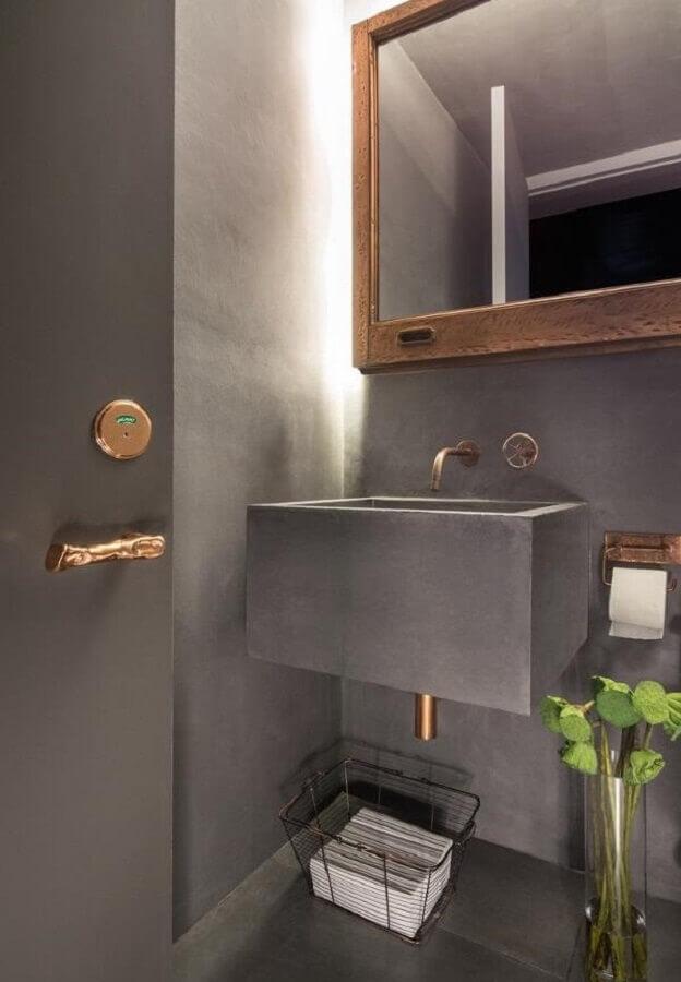 banheiro cinza pequeno 1