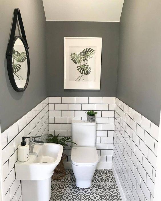 banheiro cinza pequeno 2