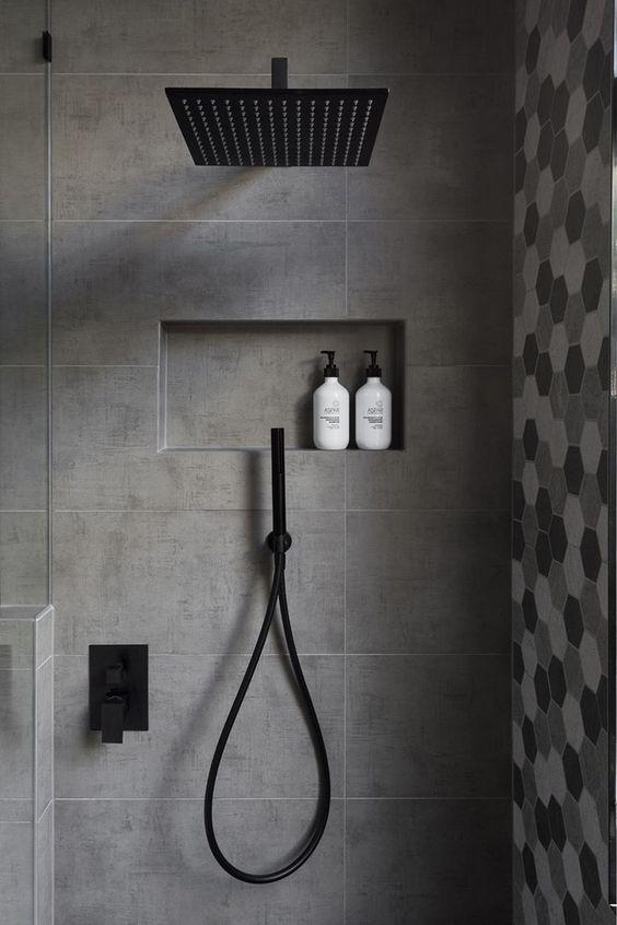 banheiro cinza pequeno 4