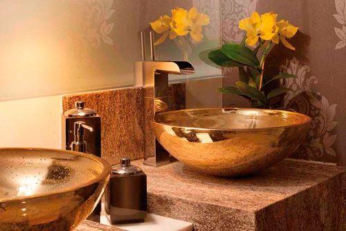 banheiro cuba colorida cobre 1
