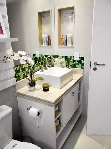banheiro decorado plantas 1